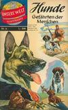 Cover for Unsere Welt Illustrierte (BSV - Williams, 1962 series) #6