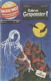 Cover for Unsere Welt Illustrierte (BSV - Williams, 1962 series) #13
