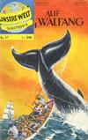Cover for Unsere Welt Illustrierte (BSV - Williams, 1962 series) #17