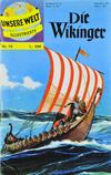 Cover for Unsere Welt Illustrierte (BSV - Williams, 1962 series) #18