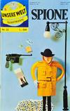 Cover for Unsere Welt Illustrierte (BSV - Williams, 1962 series) #22
