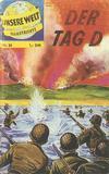 Cover for Unsere Welt Illustrierte (BSV - Williams, 1962 series) #26