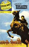 Cover for Unsere Welt Illustrierte (BSV - Williams, 1962 series) #33