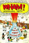 Cover for Wham! Annual (IPC, 1966 series) #1970