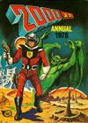Cover for 2000 AD Annual (Fleetway Publications, 1978 series) #1978