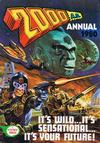 Cover for 2000 AD Annual (Fleetway Publications, 1978 series) #1980