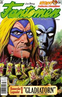 Cover Thumbnail for Fantomen (Egmont, 1997 series) #7/2009