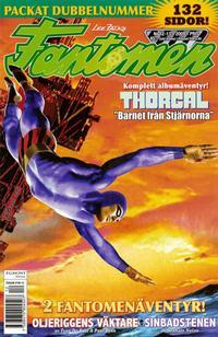 Cover for Fantomen (Egmont, 1997 series) #12-13/2009