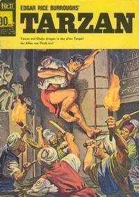 Cover Thumbnail for Tarzan (BSV - Williams, 1965 series) #31
