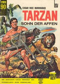 Cover Thumbnail for Tarzan (BSV - Williams, 1965 series) #42
