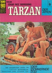 Cover Thumbnail for Tarzan (BSV - Williams, 1965 series) #44