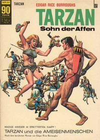 Cover Thumbnail for Tarzan (BSV - Williams, 1965 series) #54
