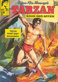 Cover Thumbnail for Tarzan (BSV - Williams, 1965 series) #82