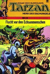Cover Thumbnail for Tarzan (BSV - Williams, 1965 series) #132