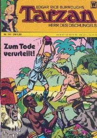 Cover Thumbnail for Tarzan (BSV - Williams, 1965 series) #141