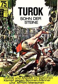 Cover Thumbnail for Turok (BSV - Williams, 1967 series) #10