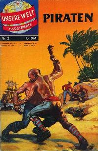 Cover Thumbnail for Unsere Welt Illustrierte (BSV - Williams, 1962 series) #2