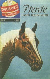 Cover Thumbnail for Unsere Welt Illustrierte (BSV - Williams, 1962 series) #3
