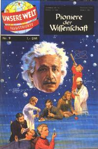 Cover Thumbnail for Unsere Welt Illustrierte (BSV - Williams, 1962 series) #9