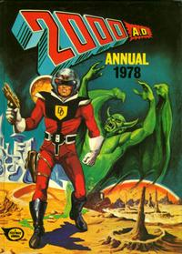 Cover Thumbnail for 2000 AD Annual (Fleetway Publications, 1978 series) #1978
