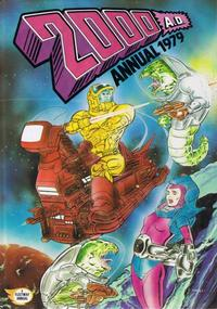 Cover Thumbnail for 2000 AD Annual (Fleetway Publications, 1978 series) #1979