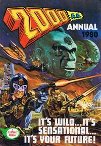Cover Thumbnail for 2000 AD Annual (Fleetway Publications, 1978 series) #1980