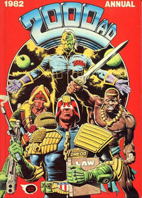 Cover Thumbnail for 2000 AD Annual (Fleetway Publications, 1978 series) #1982