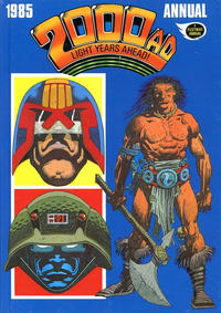 Cover Thumbnail for 2000 AD Annual (Fleetway Publications, 1978 series) #1985