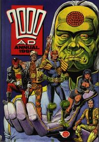 Cover Thumbnail for 2000 AD Annual (Fleetway Publications, 1978 series) #1990