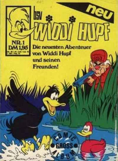Cover for Widdi Hupf (BSV - Williams, 1970 series) #1