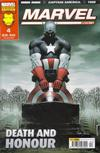 Cover for Marvel Legends (Panini UK, 2006 series) #4