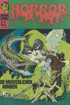 Cover for Horror (BSV - Williams, 1972 series) #40