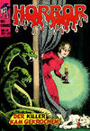 Cover for Horror (BSV - Williams, 1972 series) #46
