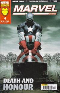 Cover Thumbnail for Marvel Legends (Panini UK, 2006 series) #4