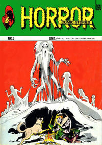 Cover Thumbnail for Horror (BSV - Williams, 1972 series) #5