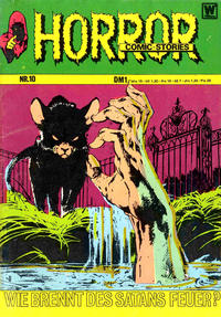 Cover Thumbnail for Horror (BSV - Williams, 1972 series) #10