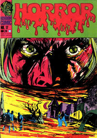Cover Thumbnail for Horror (BSV - Williams, 1972 series) #17