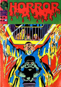 Cover Thumbnail for Horror (BSV - Williams, 1972 series) #20