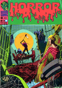 Cover Thumbnail for Horror (BSV - Williams, 1972 series) #23