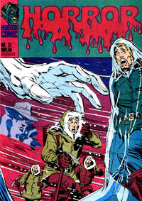 Cover Thumbnail for Horror (BSV - Williams, 1972 series) #31