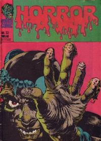 Cover Thumbnail for Horror (BSV - Williams, 1972 series) #32