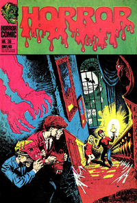 Cover Thumbnail for Horror (BSV - Williams, 1972 series) #39