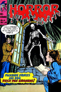 Cover Thumbnail for Horror (BSV - Williams, 1972 series) #44