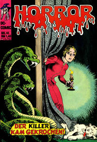 Cover Thumbnail for Horror (BSV - Williams, 1972 series) #46