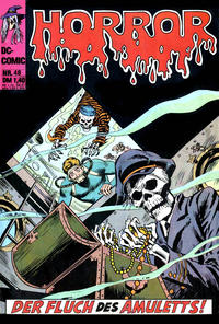 Cover Thumbnail for Horror (BSV - Williams, 1972 series) #48