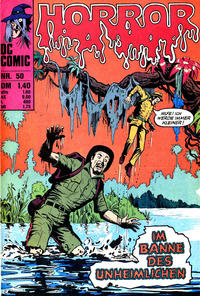 Cover Thumbnail for Horror (BSV - Williams, 1972 series) #50