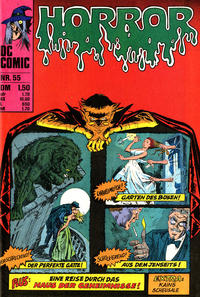 Cover for Horror (BSV - Williams, 1972 series) #55