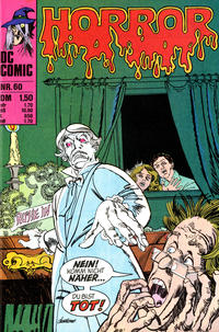 Cover Thumbnail for Horror (BSV - Williams, 1972 series) #60