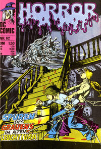 Cover Thumbnail for Horror (BSV - Williams, 1972 series) #62