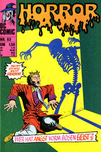 Cover Thumbnail for Horror (BSV - Williams, 1972 series) #63